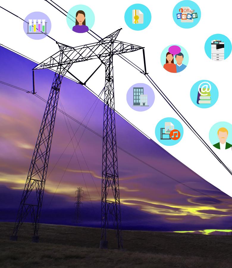 Wdrożenie w dużej spółce energetycznej