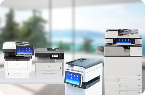 Poleasingowe drukarki i urządzenia wielofunkcyjne