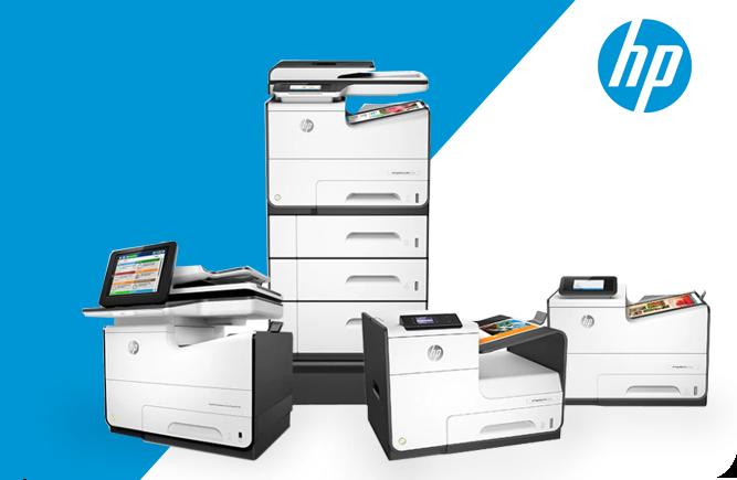 Urządzenia wielofunkcyjne drukarki HP