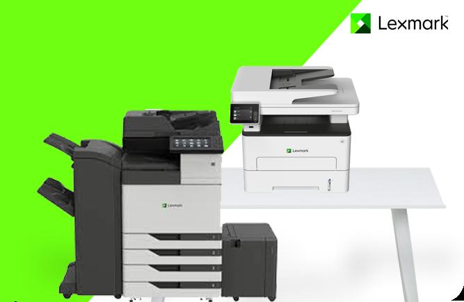 Urządzenia wielofunkcyjne i drukarki Lexmark