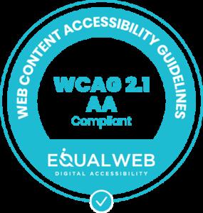 Standard dostępności WCAG 2.1 AA