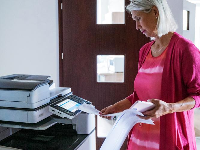 Monitoring i zarządzanie drukiem w firmie