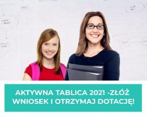 Program Aktywna Tablica 2021